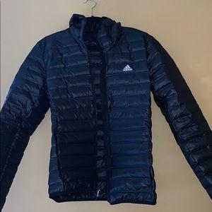 Addidas puff jacket